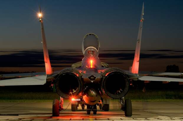 Сенсация из Америки: Багдад хочет обменять F-16 на МиГ-29