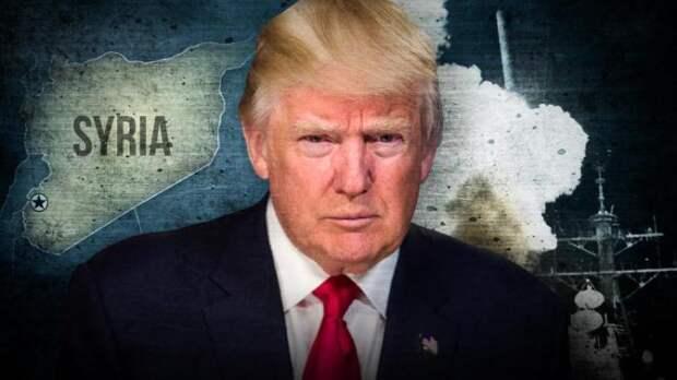 6 причин, почему Трамп идет на войну в Сирии
