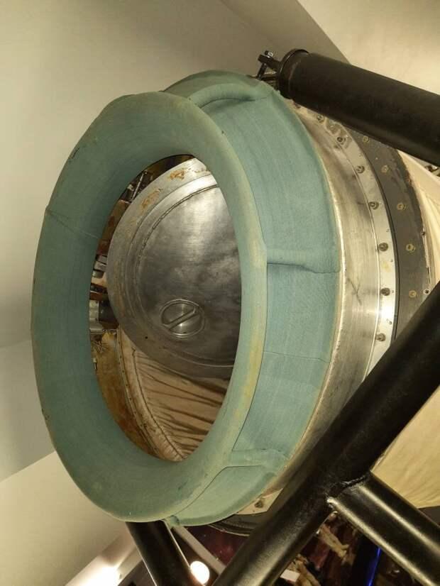 Шлюз «Волга» – для первого выхода в открытый космос