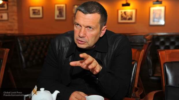 После побега Навального в США его можно сдавать «в утиль», заявил Соловьев