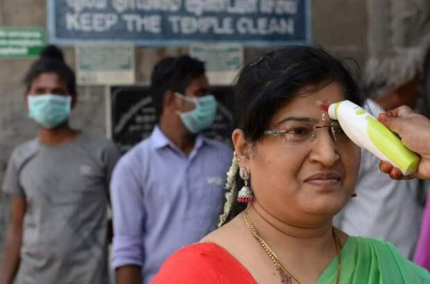 """В Индии началось производство вакцины """"Спутник V"""""""