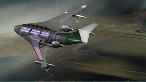 Новый военно-транспортный самолет будет подозрительно похож на проект российского ПАК ТА
