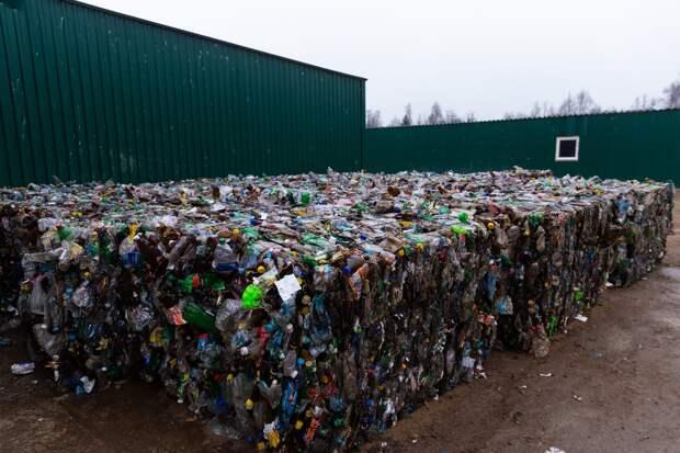 В 2020 году Удмуртия отправила на переработку втрое больше отходов