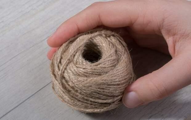 10 интересных способов использовать веревку
