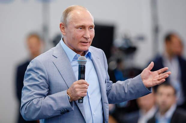 «Сима-ленд» представит коллекцию одежды с цитатами Путина