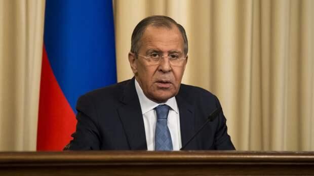 Лавров и Блинкен рассмотрят вопросы отношений РФ и США на встрече в Рейкьявике