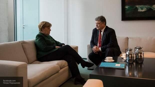 Порошенко мечтает о помощи ЕС и США по миротворцам в Донбассе и пообещал не нападать на Россию
