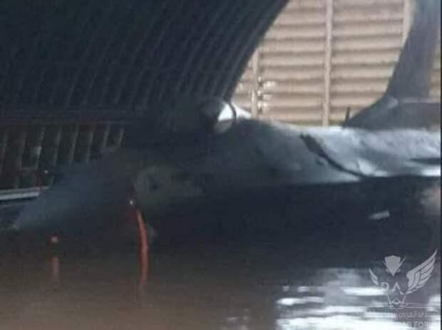 Израильские ВВС несут первые потери: уничтожены не менее трёх истребителей F-16