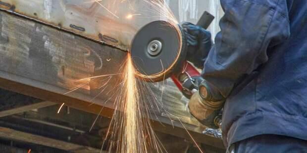 Собянин принял решение открыть с 12 мая все строительные и промпредприятия/ Фото mos.ru