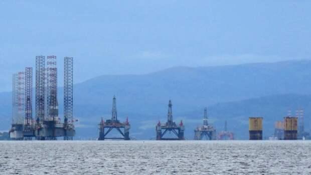 Нефтегазовой промышленности Великобритании угрожает кризис