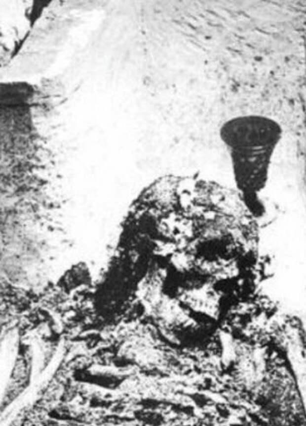 Личные вещи Ивана Грозного