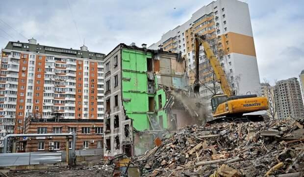 Из каких домов жильцов теперь могут выселить: регионы приступают к реновации жилья