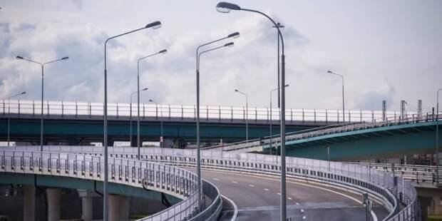Собянин: Открытие ЮВХ улучшит транспортное обслуживание жителей 22 районов Москвы