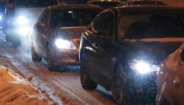 Вызвавший пробки в Климовске ремонт дорожного полотна завершится в субботу