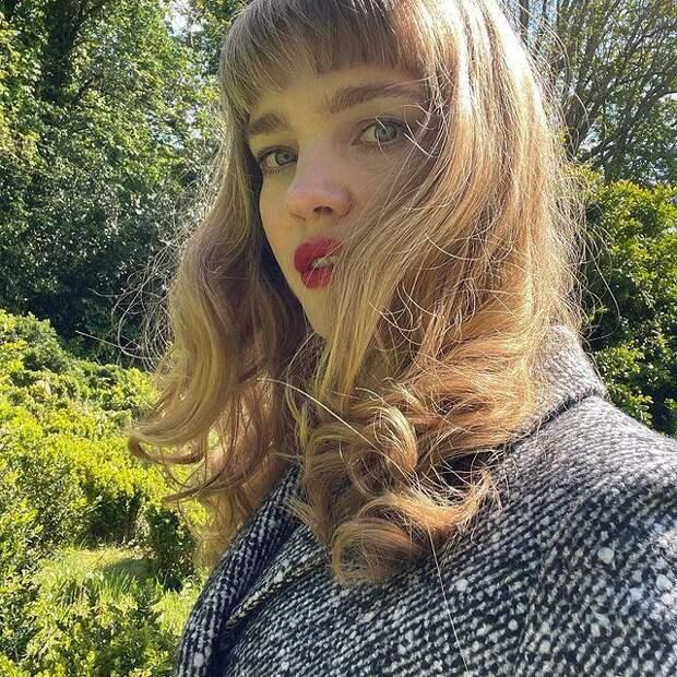 Наталью Водянову перестали узнавать из-за нового имиджа