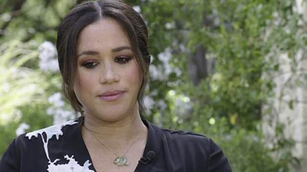 Беременная Меган Маркл смотрела похороны принца Филиппа в прямой трансляции