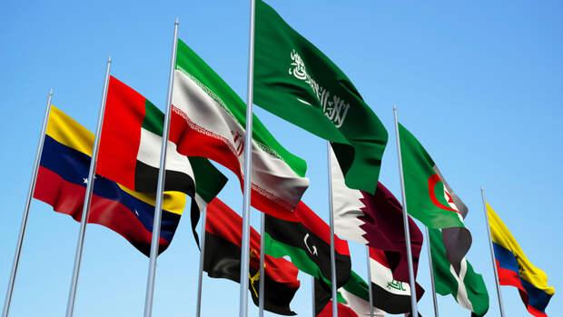 Страны-участники сделки ОПЕК+ встретятся 9–10июня