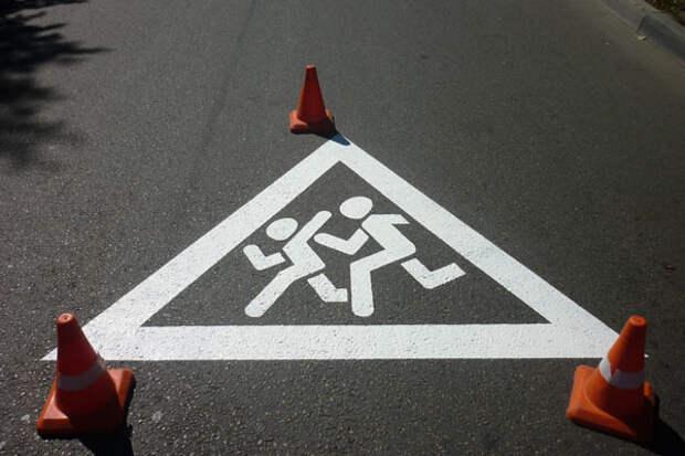 ДТП в Севастополе: мотоциклист сбил пешехода