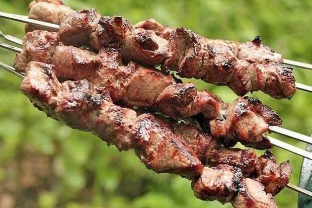 Вах, вах, вах! Пальчики оближешь: изумительные рецепты шашлыка еда, лук, май, мясо, пикник, рецепт, рыба, шашлык
