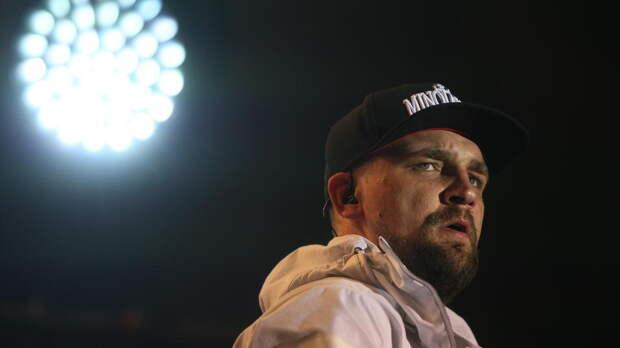 Рэпер Баста выпустил песню о боксе