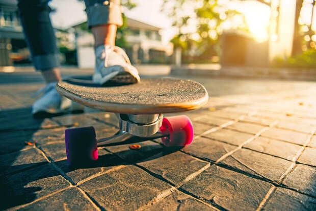 Австралиец преодолел 4 тыс. км на скейтборде