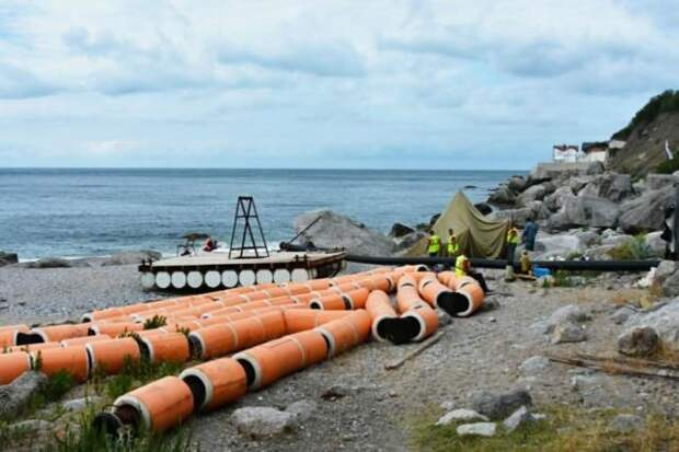За три года в семи прибрежных населённых пунктах Крыма реконструируют очистные сооружения