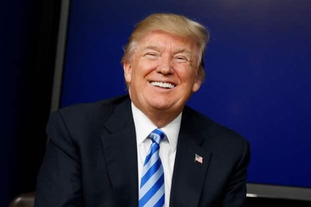 Мелания Трамп отмечает, что ее муж стал более веселым и бодрым