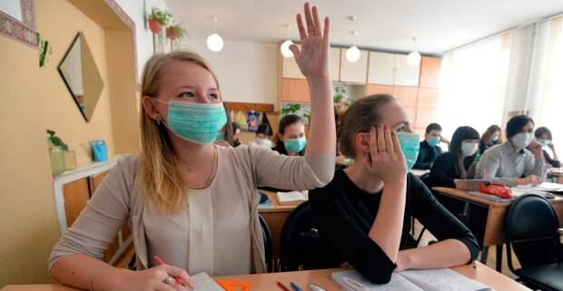 Почти в 300 школах Казахстана выявили нарушения безопасности от COVID-19