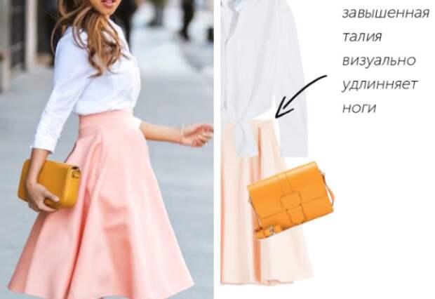 Как правильно выбрать одежду чтобы не испортить внешний вид