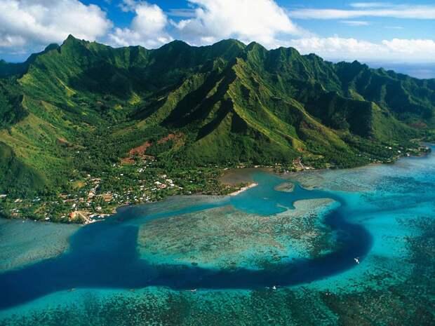 10luchshixostrovovmira 7 10 самых лучших островов в мире