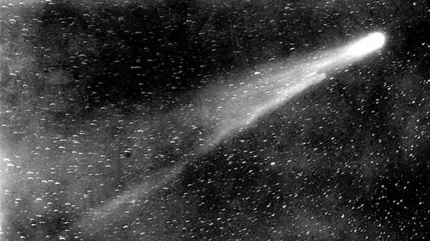 Комета Галлея – космическая гостья, прилетающая каждые 76 лет