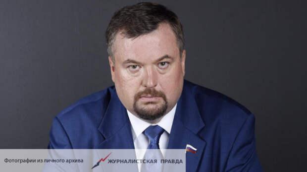 В Госдуме посоветовали ФРГ не перекладывать санкции «с больной головы на здоровую»