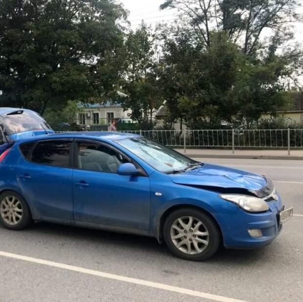 Страшное ДТП в Крыму: иномарка на переходе сбила девушку (ФОТО, ВИДЕО)