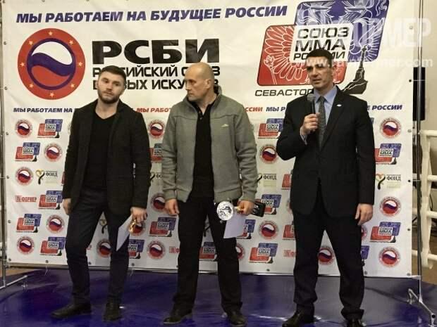 В Севастополе завершились первенство и чемпионат города по ММА