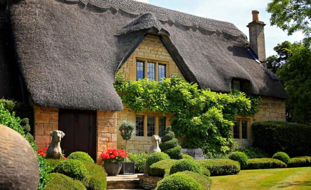 Невероятная красота, напоминающая о старой доброй Англии. /Фото:Ирина Сокольская, britishrambling.com