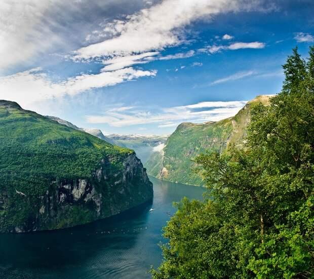 fjords31 Самые красивые фьорды Норвегии