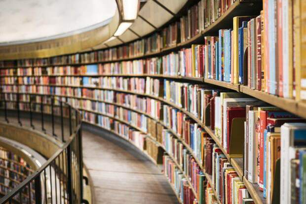 Книги. фото - библиотека
