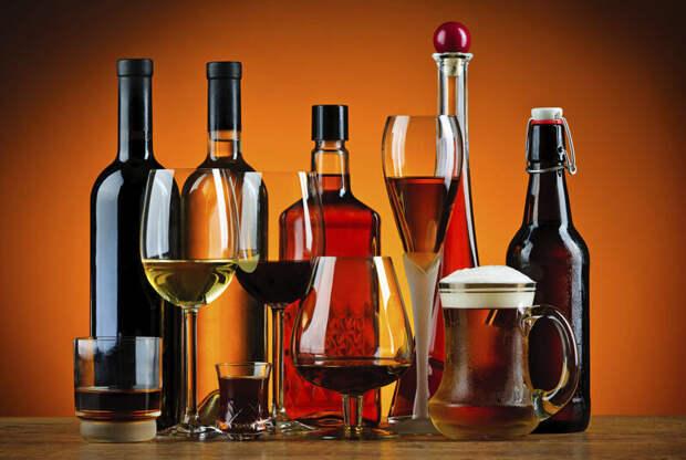 6 самых здоровых алкогольных напитков насвете