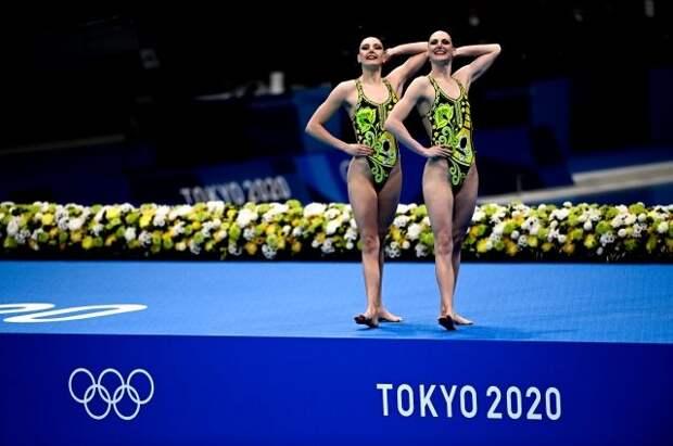 Синхронистки Колесниченко и Ромашина вышли в финал олимпийского турнира