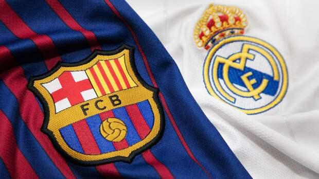 РЕН ТВ в прямом эфире покажет матч «Реал» — «Барселона»