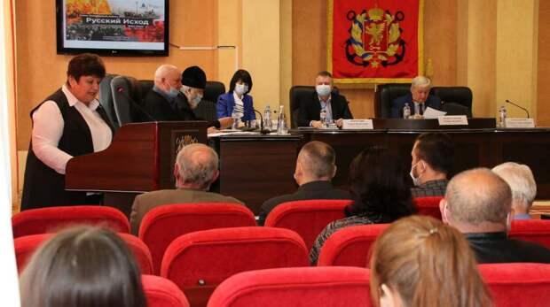 В Керчи стартовали мероприятия, посвященные 100-летию Русского Исхода.