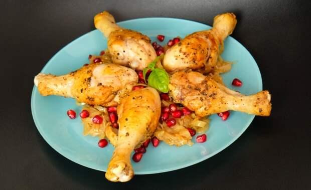 Объедение из куриных ножек за 30 минут - армянский хохоп