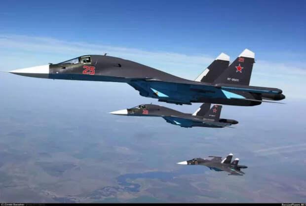 «Начнут сыпаться с неба как град»: на Украине пригрозили самолётам РФ при «нападении»
