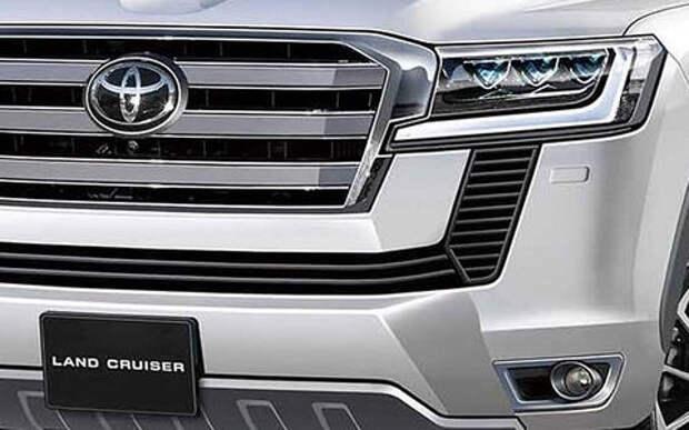 Toyota Land Cruiser 300 — новые подробности и дата премьеры