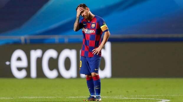 «Барселона» на последних минутах упустила победу над «Кадисом» в Ла Лиге