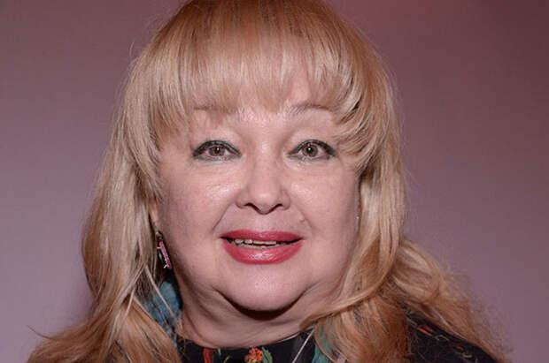 Наталья Гвоздикова.