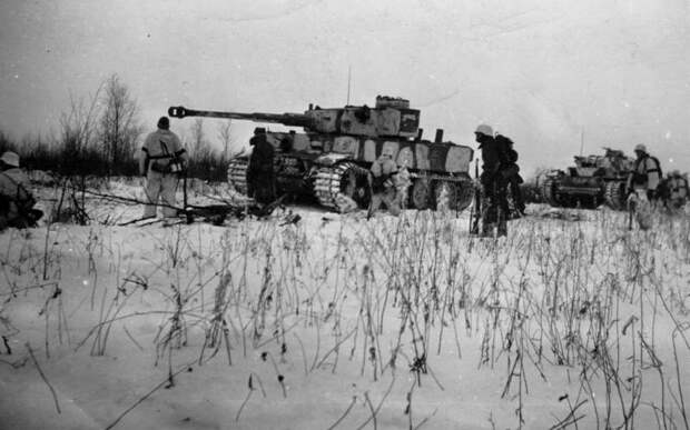 Большая война маленькой Германии