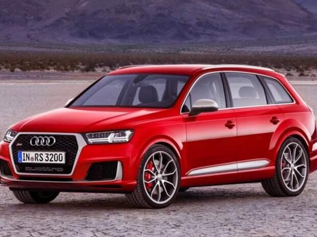 Audi выпустит сверхмощный Q7