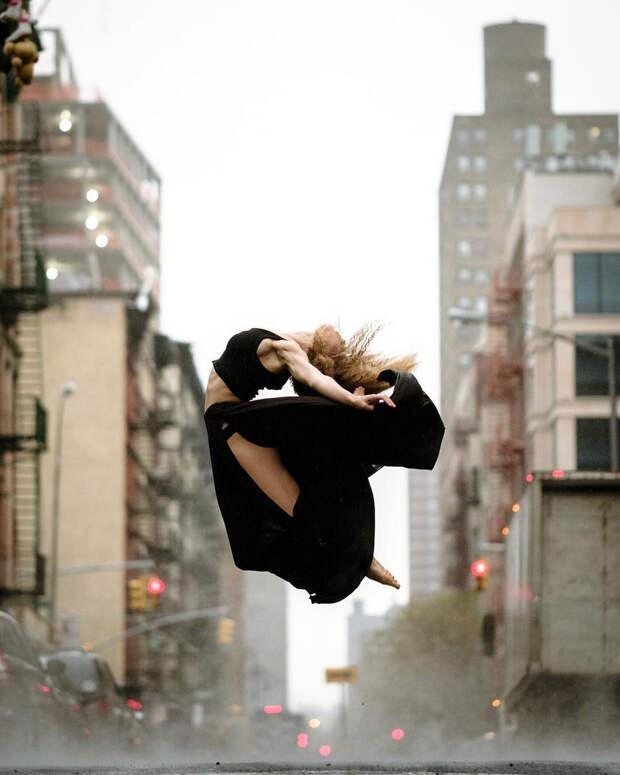 Омар З. Роблес фотографирует танец-7