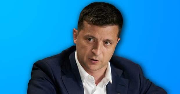 Зеленский проведет массовый опрос украинцев. Там про марихуану и Донбасс